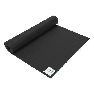 Ecoyogi Studio yoga mat - zwart - Extra lang