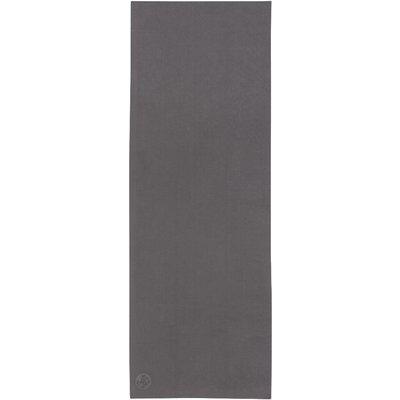 Manduka eQua Mat Towel Thunder 183 cm