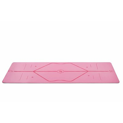 Liforme Travel Mat Pink (Incl. tas)