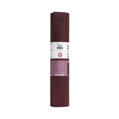 Manduka Black PRO Mat - Verve 180 cm