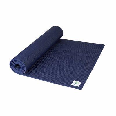 Ecoyogi Classic Yoga en Fitnessmat 200 cm - midnight
