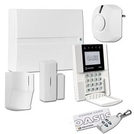 Jablotron JK-84X draadloos alarmsysteem met TEL/PSTN kiezer