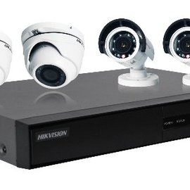 Hikvision Complete CCTV Set