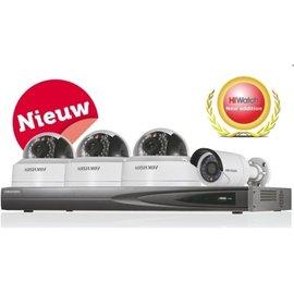 Hikvision IPKIT-7604-S-1 Hikvision IP-CCTV kit