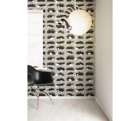 Kek Amsterdam Boys Wallpaper, Boz Kahverengi, 8.3 MX47, 5cm, 4m ² için oyuncaklar