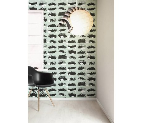 Kek Amsterdam Toys for Boys wallpaper, green, 8.3 MX47, 5cm, 4m ²