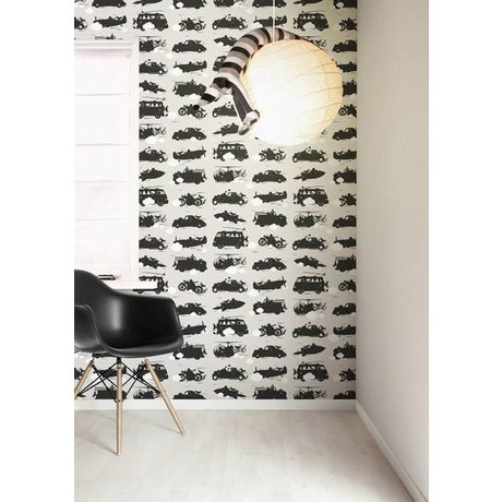 Kek Amsterdam Toys for Boys wallpaper, gray, 8.3 MX47, 5cm, 4m ²