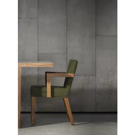 Piet Boon Wallpaper konkret se concrete1, grå, 9 meter