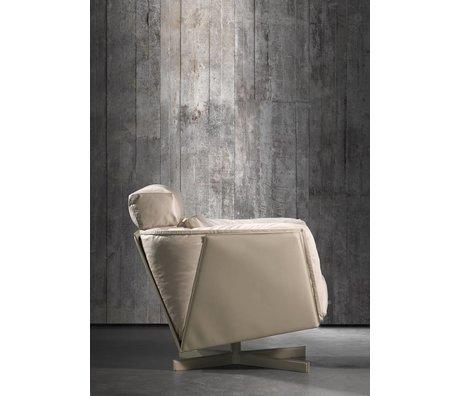 Piet Boon Wallpaper béton regard concrete2, gris, 9 mètres