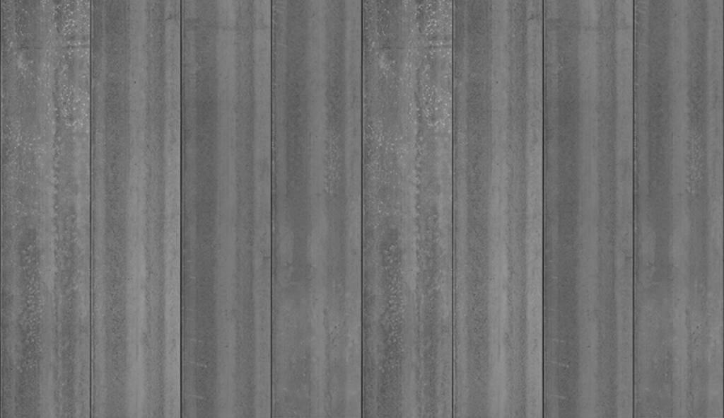 Piet Boon Wallpaper regard concret concrete4, gris foncé, 9 mètres ...