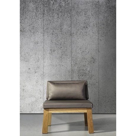 Piet Boon Concrete5 wallpaper efecto concreto, gris, 9 metros
