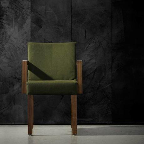 Piet Boon Wallpaper regard concret concrete7, noir, 9 mètres