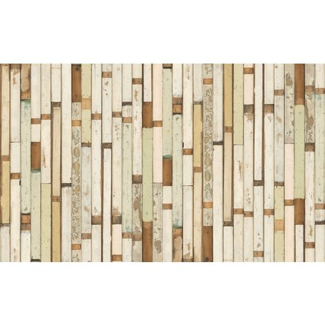 Piet Hein Eek Wood tapet 01