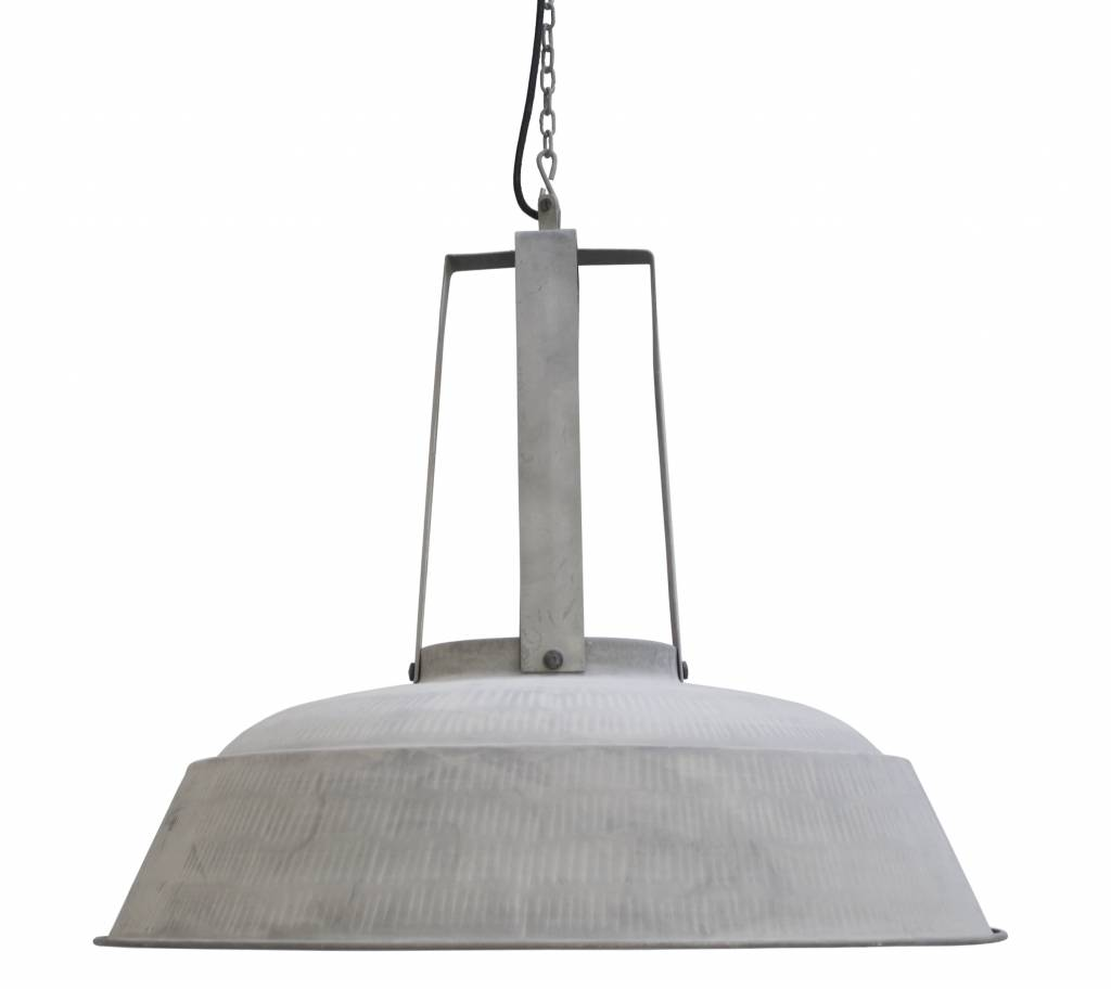 Hk living industrial hanging lamp workshop xl matt gray - Suspension industrielle ikea ...