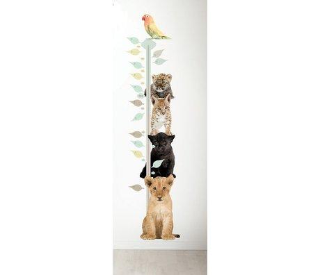 Kek Amsterdam Adesivo e bar, div. Animali, 40x150cm