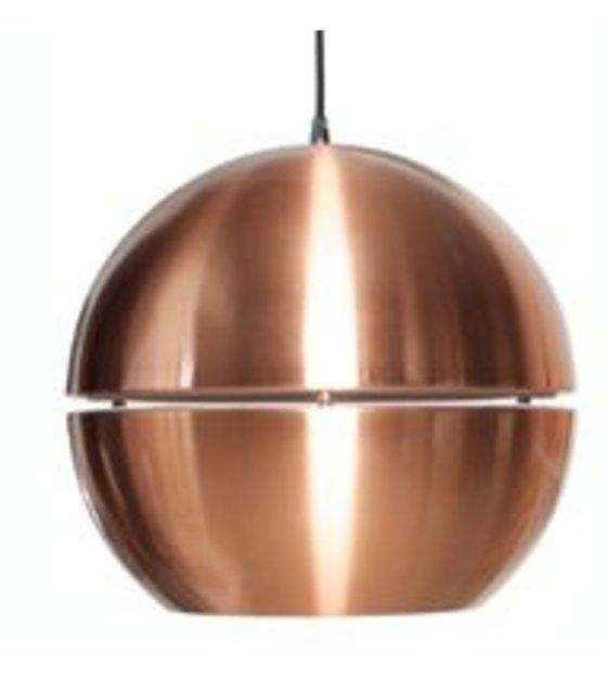 Kupfer Esstisch Lampe ~ Zuiver Hängelampe Retro 70 aus Metall, kupfer, Ø40x37cm  leflivingde
