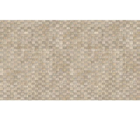 NLXL-Arthur Slenk Wallpaper 'Remixed 5' kağıt, krem / siyah, 900x48.7cm