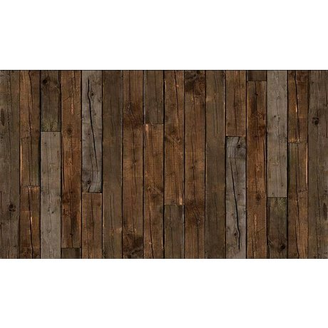 "Piet Hein Eek Wallpaper 'Scrapwood 10 ""paper, brown, 900 x 48.7 cm"