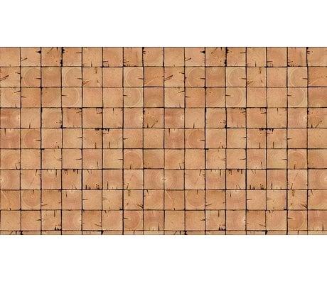 "Piet Hein Eek Sfondi desktop 'Scrapwood 9 ""carta, marrone, 900 x 48,7 centimetri"