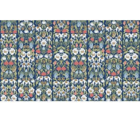 "NLXL-Studio Job Wallpaper ""Solmuş çiçekler renk 07"" kağıt, 900x48.7cm"