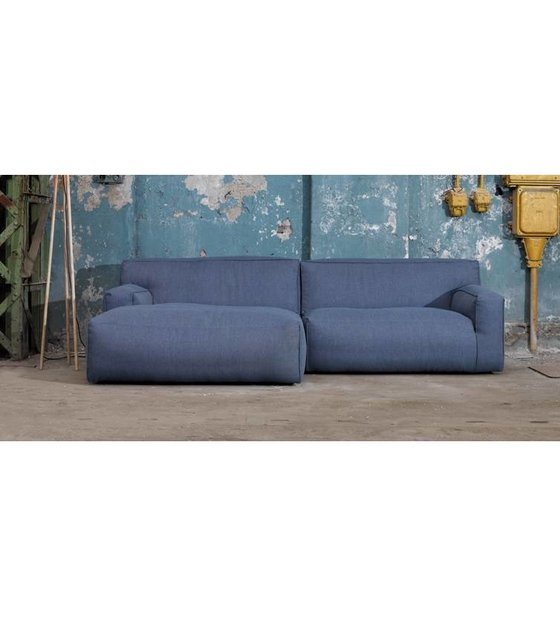 fest amsterdam couch clay 39 sydney80 dark blue 1 5. Black Bedroom Furniture Sets. Home Design Ideas