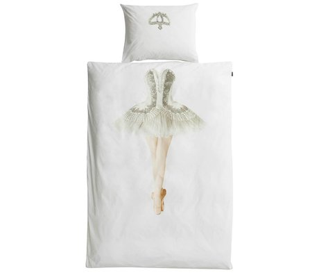 Snurk Ballerina sengetøj bomuld, 140x220cm