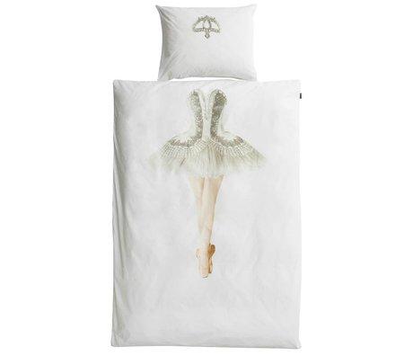 Snurk Beddengoed Bettwäsche Ballerina aus Baumwolle, 140x220cm