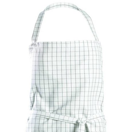 Nicolas Vahé Cooking Apron Cotton, white