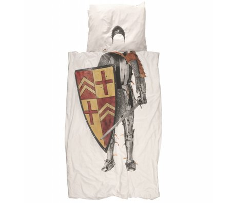 Snurk Beddengoed Duvet Cavaliere cavaliere in 3 dimensioni