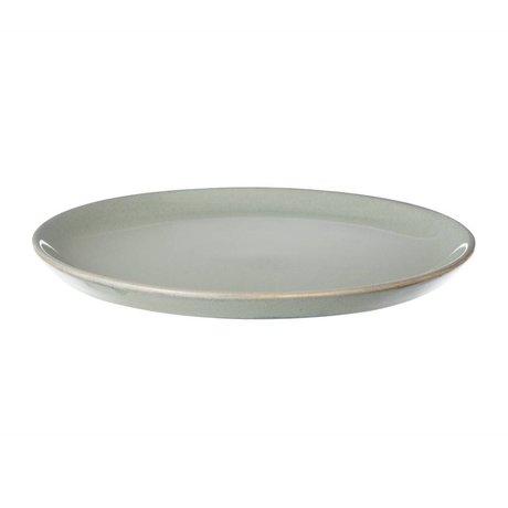 Ferm Living Vassoio Consiglio Neu pietra grigio satinato piccolo ø22cm