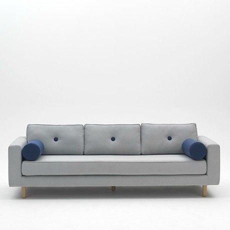 FEST Amsterdam Couch Avenue 2, 3 oder 4-Sitzer, hellgrau Sydney91