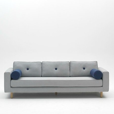 FÉST Couch Avenue 2, 3 oder 4-Sitzer, hellgrau Sydney91