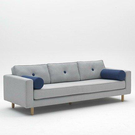 fest amsterdam couch avenue 2 3 oder 4 sitzer hellgrau sydney91. Black Bedroom Furniture Sets. Home Design Ideas