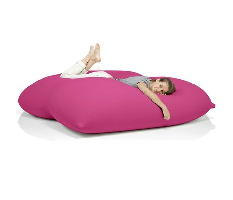 Terapy Beanbag Dino pink bomuld 180x160x50cm 1400liter