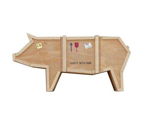 Seletti Envío de gabinete Animales Zodíaco sloophout 150x44xh76cm