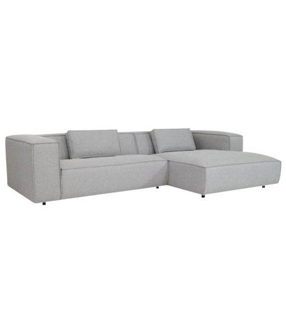 Fest amsterdam couch dunbar 39 sydney91 light gray 2 for 2 seater divan