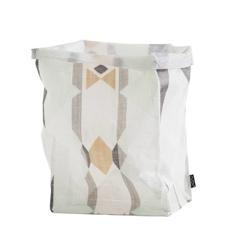 OYOY Ausbewahrungskorb 'Hokuspokus bag' mehrfarbig Polyester 30x30x54cm