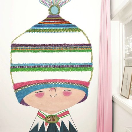 Kek Amsterdam Wallpaper Petit Prince multi Paperliners 194,8x280cm