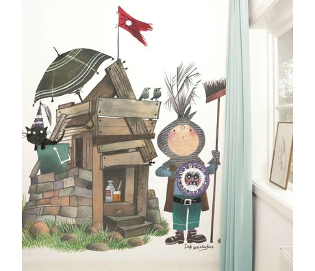 Kek Amsterdam Fond d'écran Little Lord Mehfarbig Paperliners 243,5x280cm