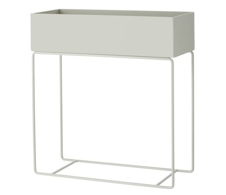 Ferm Living 60x25x65cm Box per impianti metallo grigio