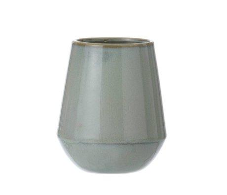 Ferm Living Nueva taza ø10x9cm glaziert piedra gris