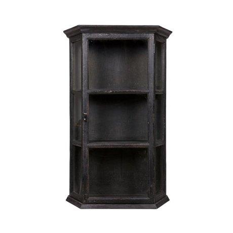 BePureHome Hanging cupboard Tidy black Buchholz 120x77x33cm