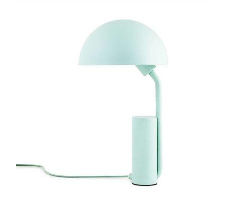 Normann Copenhagen Tabla luz del casquillo de la lámpara ø28x50cm de plástico azul