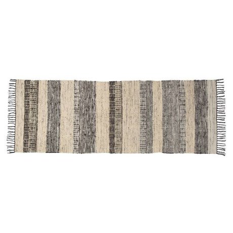 Zuiver Carpet Fox Multi-colored wool 80x200cm