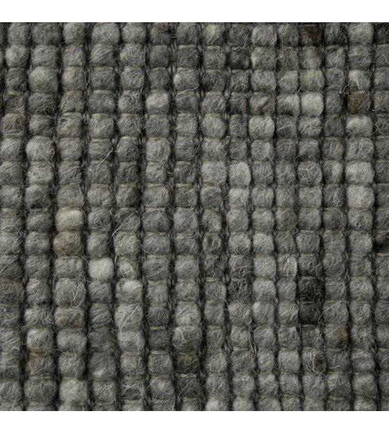 Zuiver carpet light gray wool sisal 200x300cm leflivingcom for Wool sisal carpet
