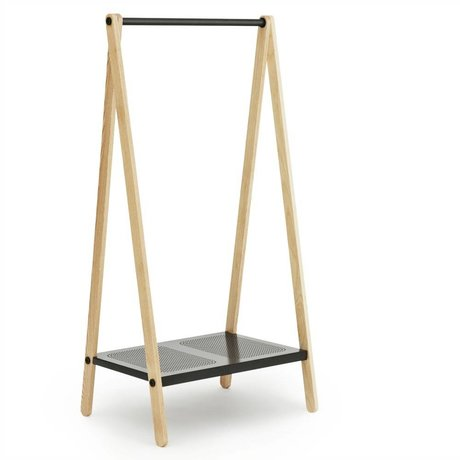 Normann Copenhagen Vêtements racks Toj 160x74x59,5cm gris