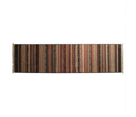 Zuiver Teppich Nepal mehrfarbig 67x245cm