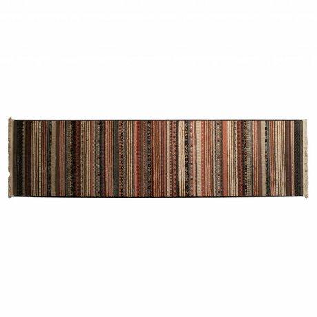 Zuiver Carpet Nepal Multi 67x245cm