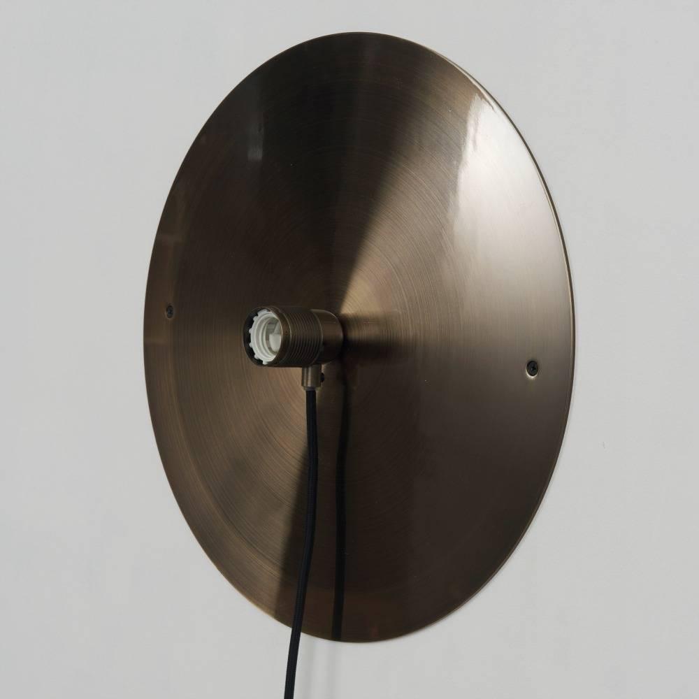 frama shop wandlampe frama bronzo 40cm. Black Bedroom Furniture Sets. Home Design Ideas