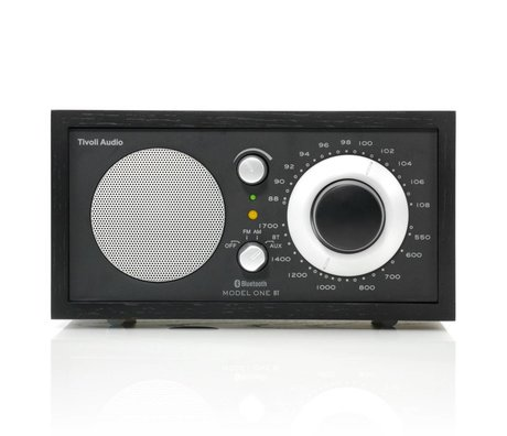 Tivoli Audio Shop Tischradio One Bluetooth schwarz 21,3x13,3xh11,4cm